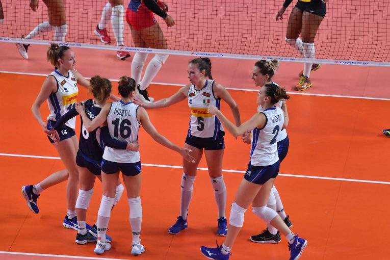 Volleyball Nations League: sale l'attesa a Perugia per le azzurre