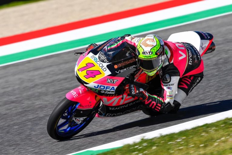 Moto3: Arbolino re del Mugello