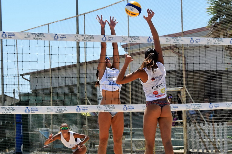 "Beach Volley, presentato l'ICS Beach Volley Tour Lazio 2019: ""Lo Spiaggione"" di Formia scelto come campo di gara"