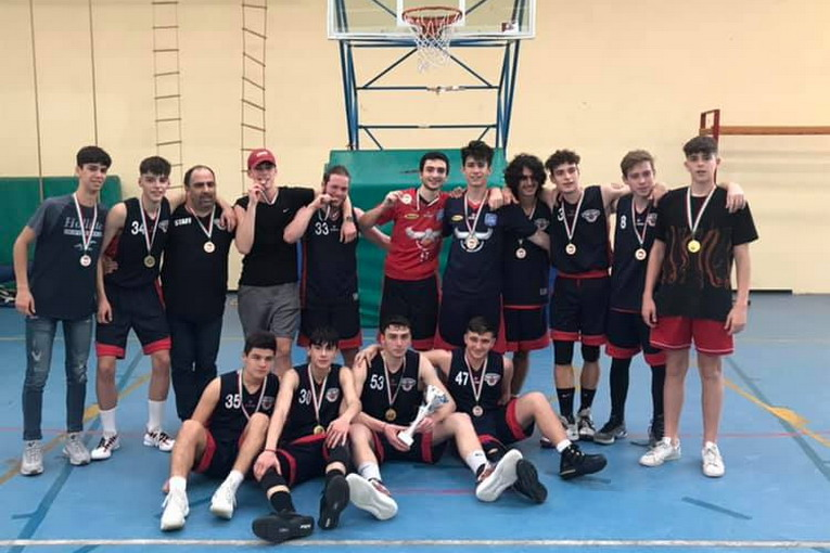 Basket, San Nilo Grottaferrata basket, Under 18 vince la Coppa Lazio, Under 15 in finale regionale