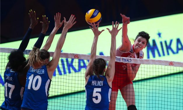 VNL Final Six: la Turchia batte l'Italia 3-0