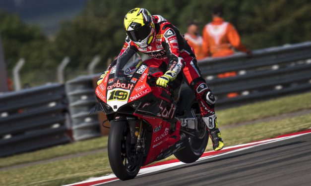 SBK: Bautista salva un weekend difficile