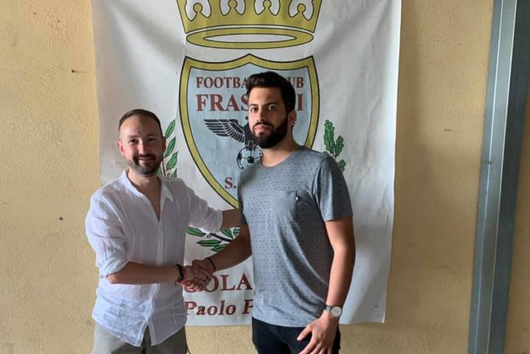 "Football Club Frascati riparte dalla Seconda. Stella: ""E' un piacere tornare all'ombra del Tuscolo"""