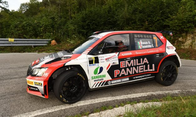 "Rally, XRace Sport all'attacco del ""Modena"":  undici portacolori in cerca di successi"