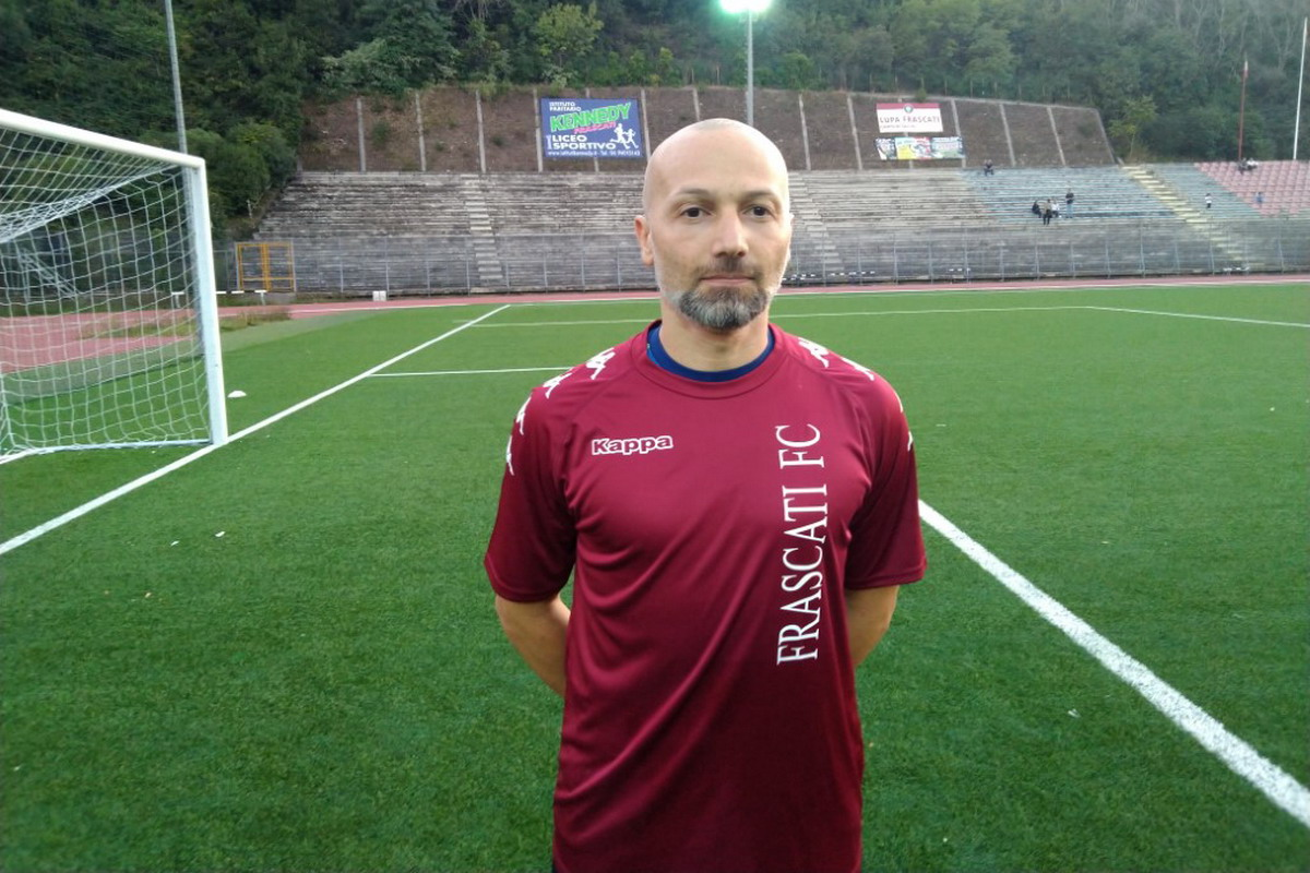 "Football Club Frascati, II° categoria, capitan Brunetti: ""Le prime due gare saranno importanti"""