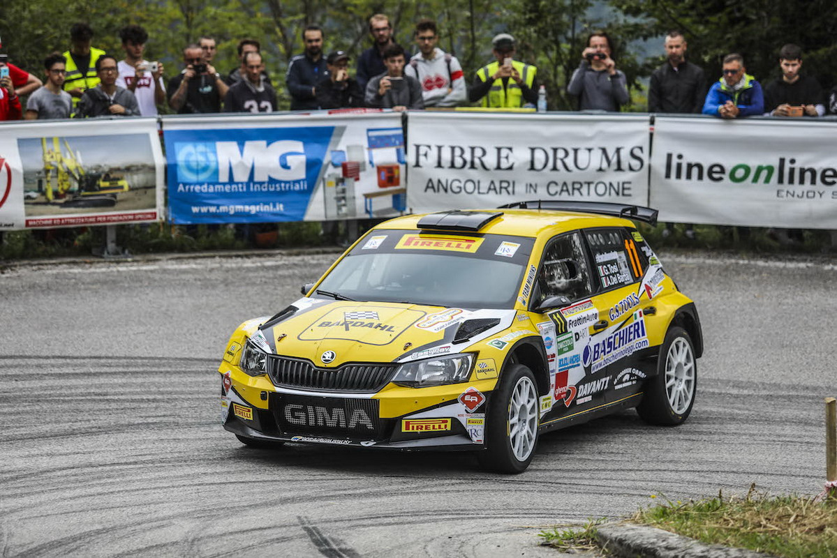 Campionato Ircup, Tosi-Del Barba nella Top Five