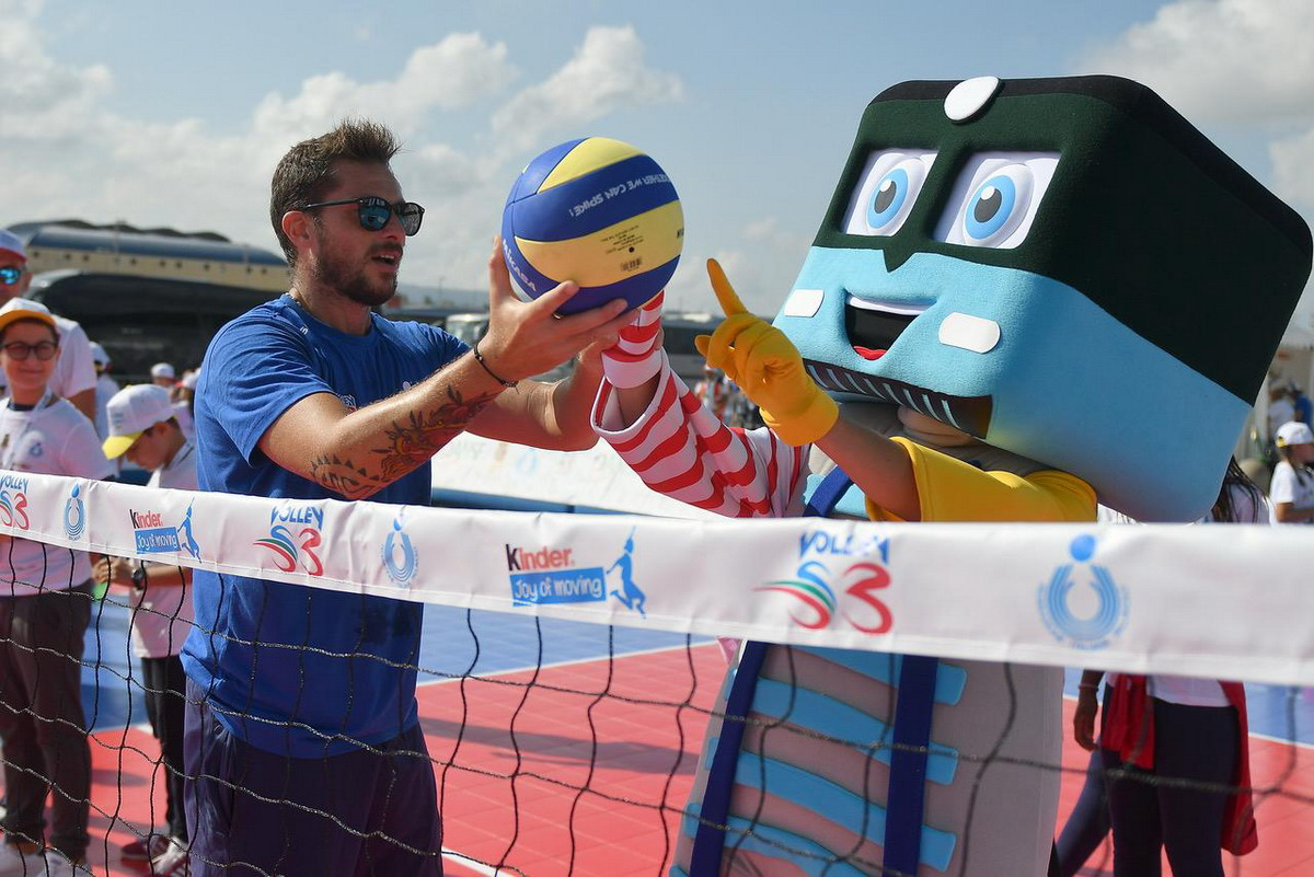 Gioca Volley S3 in sicurezza, grande festa in Calabria