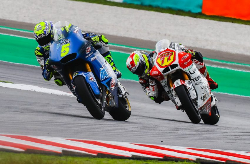 Moto2, Malesia, week end in salita per il Tea Italtrans