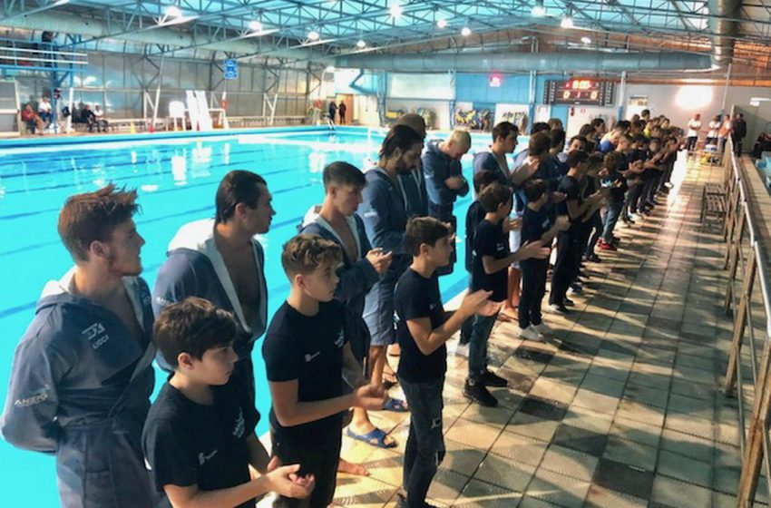 Pallanuoto, Anzio Waterpolis è primo in classifica