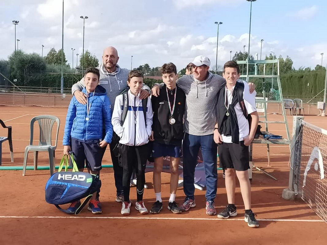 Tc New Country Frascati protagonista nelle prime tappe del Fit Junior program di tennis