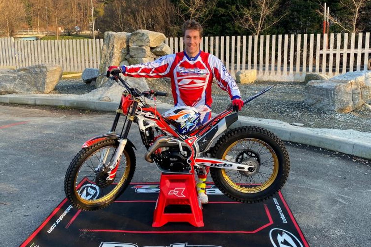 Matteo Grattarola si unisce al Beta Factory Trial Team