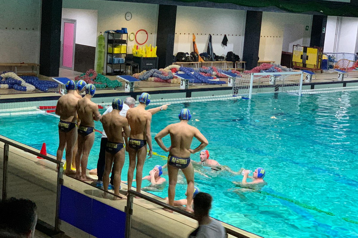 Pallanuoto, Serie C maschile, F&D Waterpolis sconfitta all'esordio: a Pomezia finisce 7-9