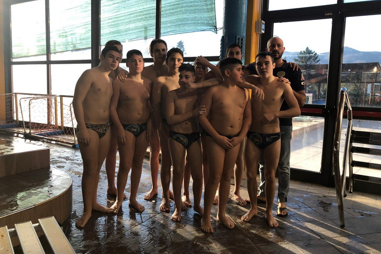 Pallanuoto, Under 15 maschile, F&D Waterpolis sconfitta in casa (4-11)