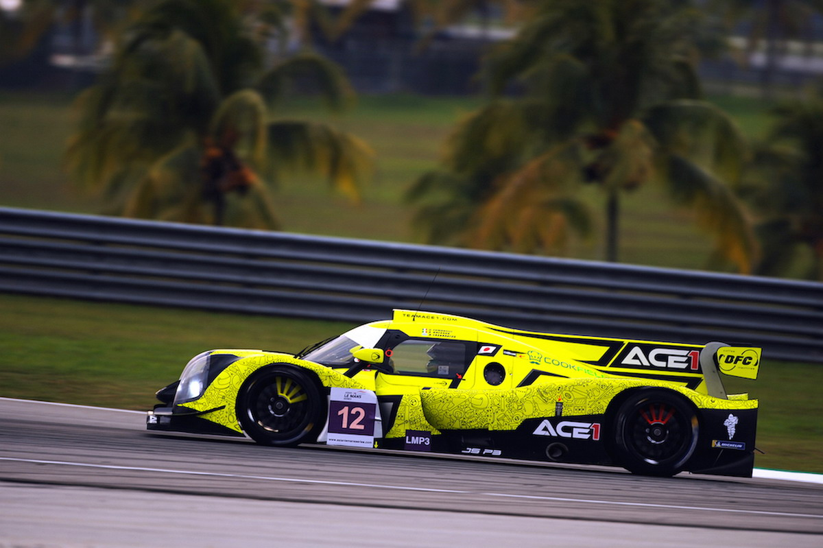 ACE1 Villorba Corse in Thailandia alla finale dell'Asian Le Mans Series