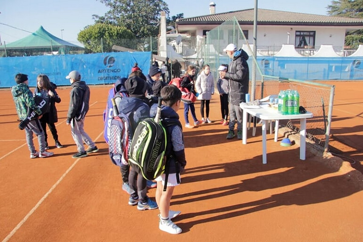 "Tennis, Tc New Country Frascati, tutto pronto per la seconda edizione del ""Friendly circuit"""