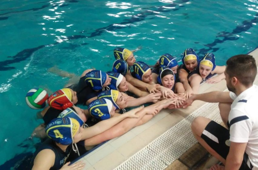 Pallanuoto, Under 17 femminile, vittoria in trasferta per l'F&D Waterpolis (14-10)
