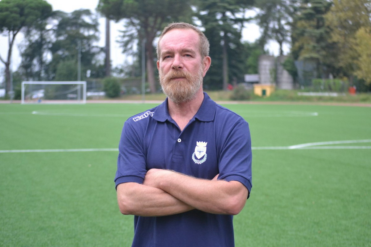"Football Club Frascati, la nuova Under 14 a mister Graziani: ""Felice per la fiducia del club"""