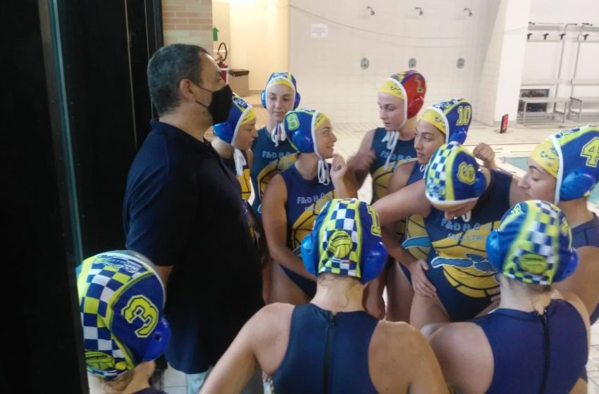 Pallanuoto, F&D Waterpolis, Under 19 Femminile, battuta 6-9 dalla SIS