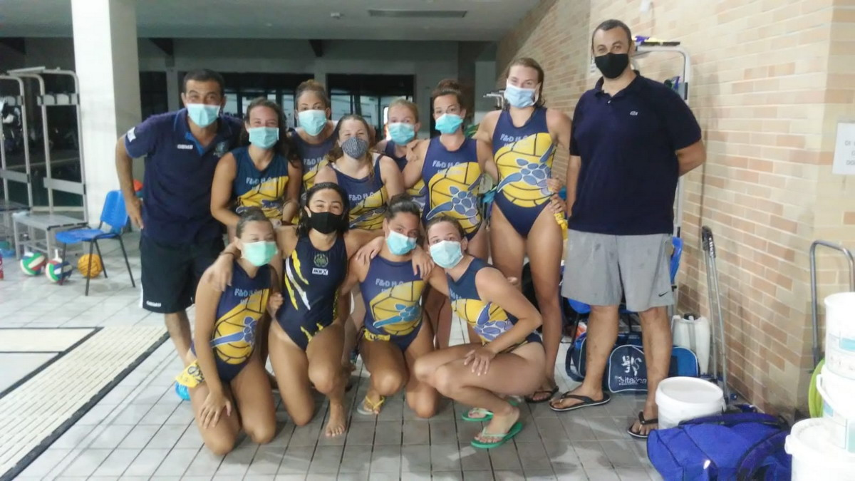 Pallanuoto, Under 19 F, sconfitta con la Vis Nova per l'F&D Waterpolis