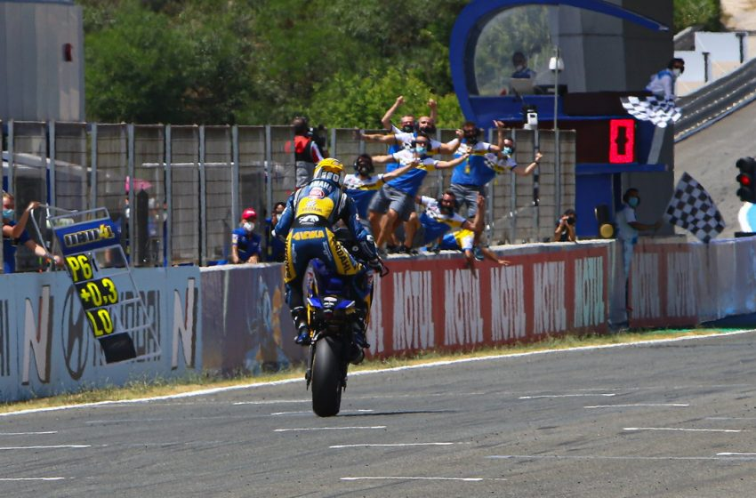 WSSP, Jerez: gara 1 a Locatelli