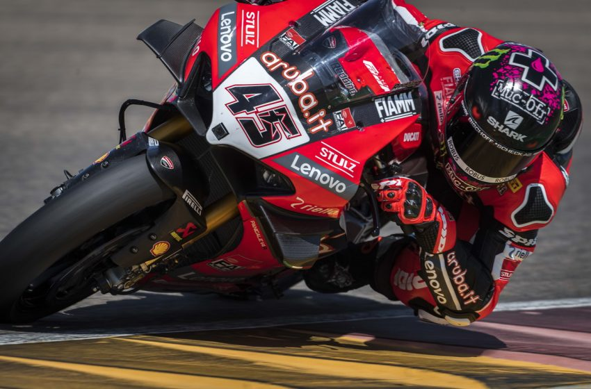 Sbk, Aragòn: preview Ducati