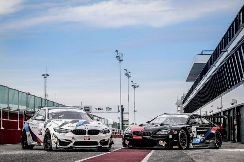 BMW Team Italia sale sul podio a Vallelunga