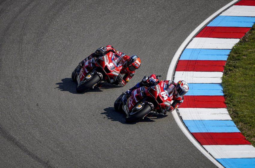 Sbk, Magny-Cours: preview Ducati