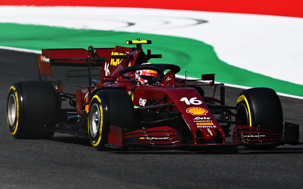 F1, Mugello: male le Ferrari