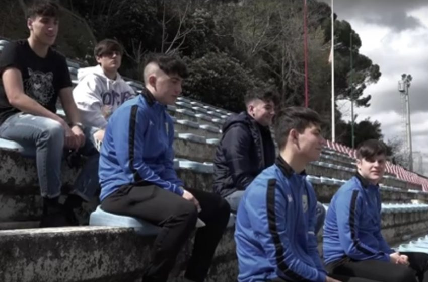 "Football Club Frascati, il documentario è pronto. Trentadue: ""Un'emozione anche per me"""